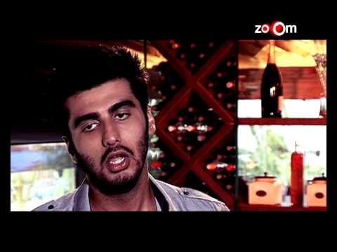 Genext -- Arjun Kapoor talks about Being on a Film Set -- Genextrasss