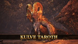 Monster Hunter: World - Kulve Taroth Frissítés