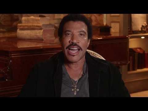 Lionel Richie Tour Announce