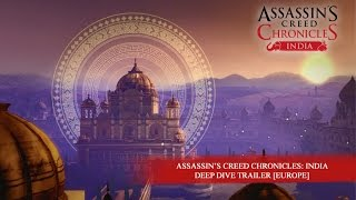 Assassin's Creed Chronicles: India - Deep Dive Trailer