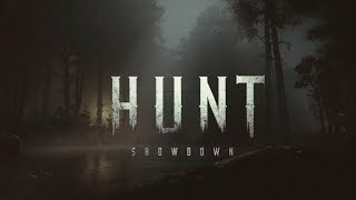 FIRST TO LEVEL 50 \\ HUNT: SHOWDOWN \\ CURRENT LEVEL 50 hype