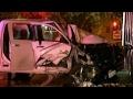 Pickup truck runs over cops in Washington DC