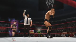 WWE 13 Finishers