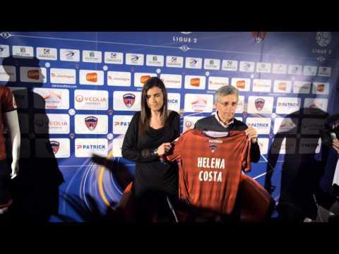 Doch nicht die erste Trainerin! Helena Costa tritt bei Clermont Foot zurück   Ligue 2