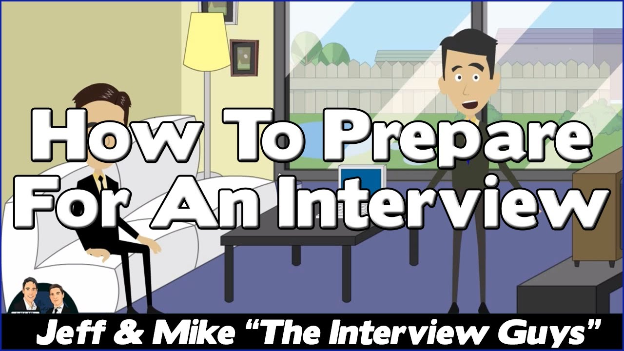 how to prepare for an interview with google
