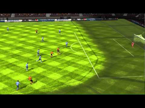 FIFA 14 iPhone/iPad - Brisbane Roar vs. Sydney FC
