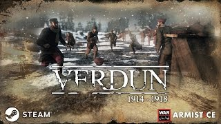 Verdun - Christmas Truce - War Child Steam DLC
