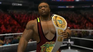 WWE 2K14 Big E Langston Vs Dean Ambrose