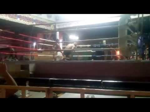 Thapae Boxing Stadium, Ciang Mai, May 2014