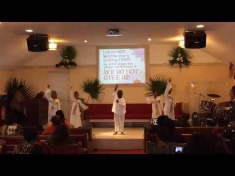 Ruach Junior Dance Ministry-It's Working