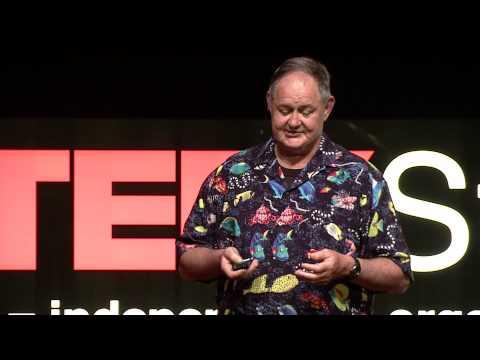The tenacious jumbo squid | William Gilly | TEDxStanford