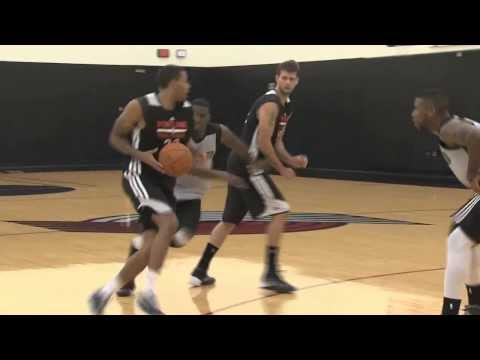 2013 Trail Blazers Training Camp Highlights - Lillard, Batum, Matthews