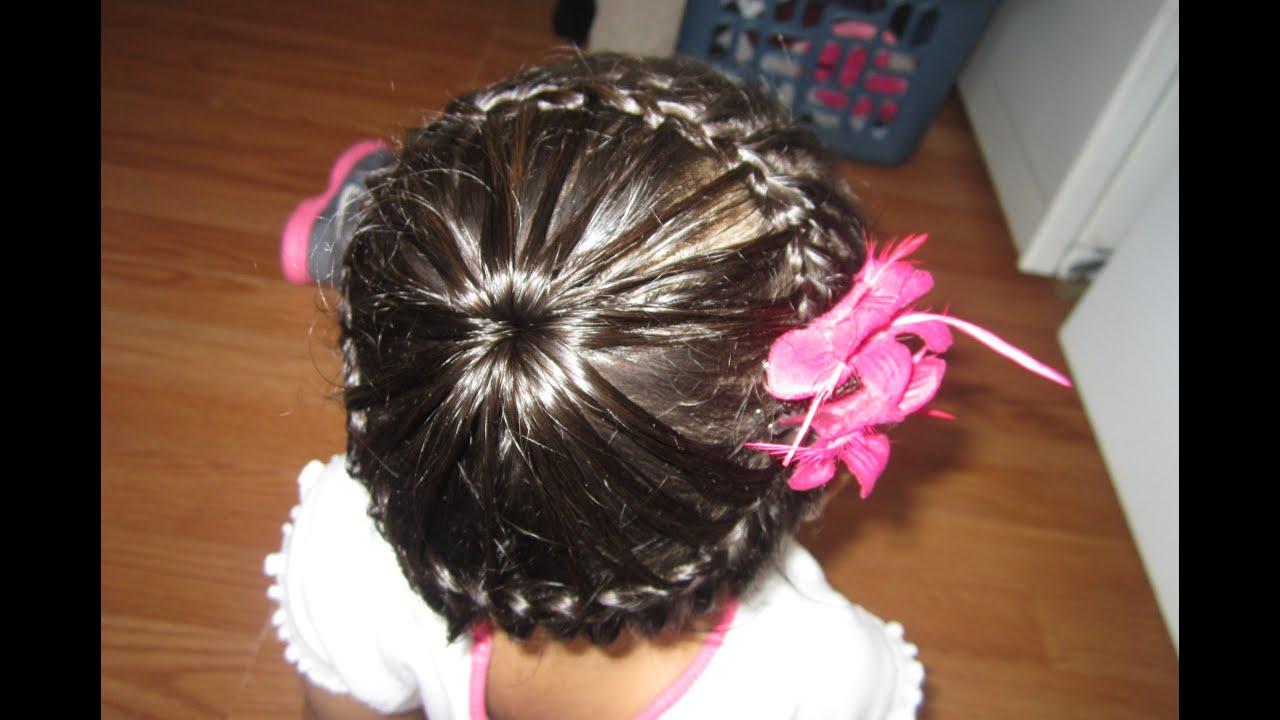Vestidos De Fiesta Y Todo Lo Que Necesita Tu Nina Peinados Para Ninas - Ver-peinados-para-nia