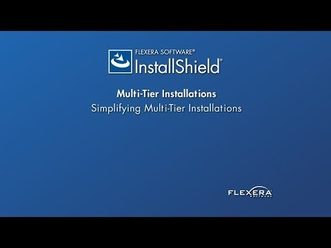 Multi-Tier Installations: Simplifying Multi-Tier Installations
