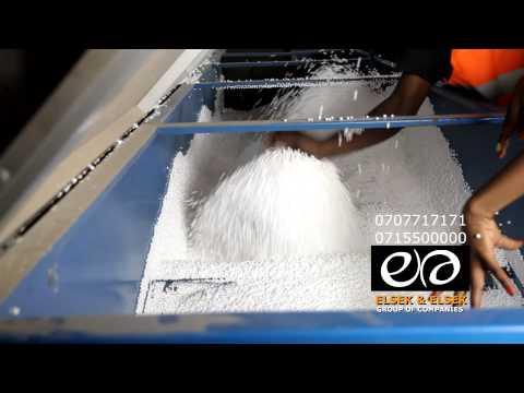ELSEK EPS ( EXPANDED POLYSTYRENE STYROFOAM ) PRODUCTION