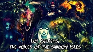 LoL Secrets: Hidden Messages Of The Shadow Isles