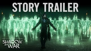 Middle-earth: Shadow of War - Sztori Trailer