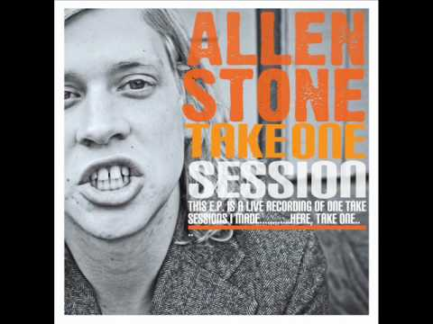 Allen Stone - Figure it out