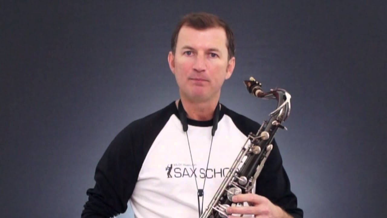 how to play saxophone quietly