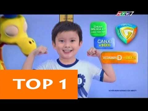 Quảng cáo sữa Grow cho bé biếng ăn [HD]