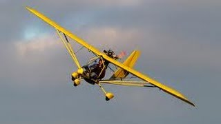 Aerolite 103 Ultralight Aircraft for sale $8500 Flight Demo:SOLD FOR $7500