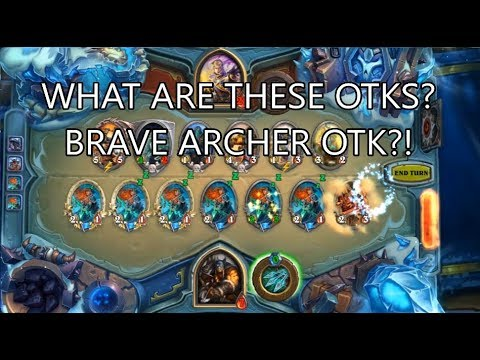 [Hearthstone]  When OTK/Combo decks become overly complicated