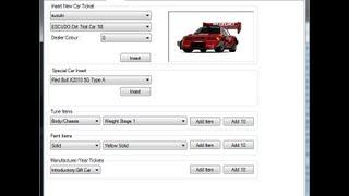 GT5 Garage Editor V1.3.1