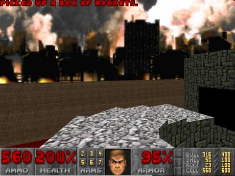 [Doom 2] 100% Speedrun - UV Max in 1:46:41 by Rizera