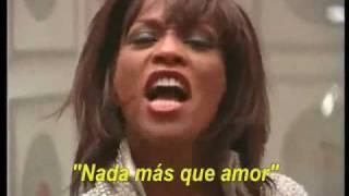 """Nothing But Love"" Whitney Houston (ESPAÑOL)"