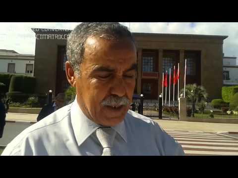 لحسن بوعرفة يمنع من تصوير فيديو أمام سفارة الجزائر