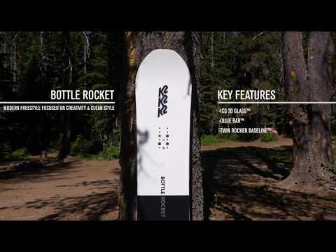 K2 Bottle Rocket 156