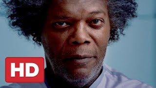 Glass Trailer (2019) Samuel L. Jackson, James McAvoy, Bruce Willis - Comic Con 2018