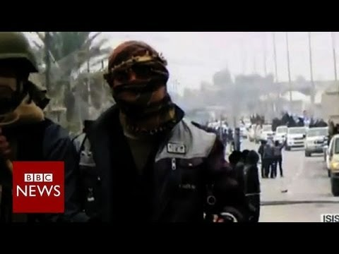 Refugees fear Iraq's militants - BBC News