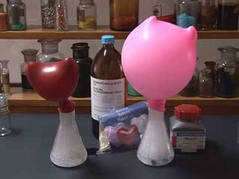 Reaction of Zinc with Hydrochloric Acid