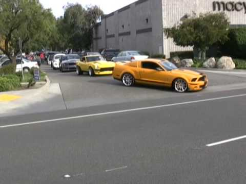 Pleasanton Custom Car Show Part 1 of 2