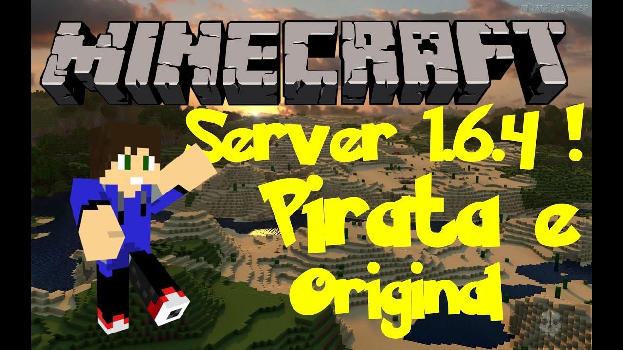 minecraft server 1.6 4 exe download