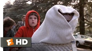 Ride In The Sky E.T.: The Extra-Terrestrial (9/10) Movie