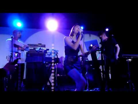 Feathers - The Flavr Blue @ Mercury Lounge, NYC 2/13/2016