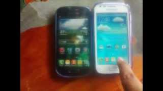 Samsung Galaxy S3 Mini Vs Samsung Galaxy Ace 3 LTE
