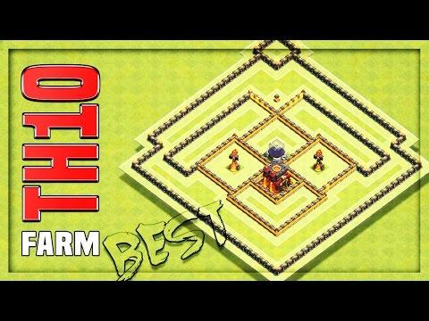 TH10 [Best] Farming Base #7 + Replays 🔸 TH10 HYBRID BASE - 2017 🔸 Island Inferno 🔸 Clash of Clans
