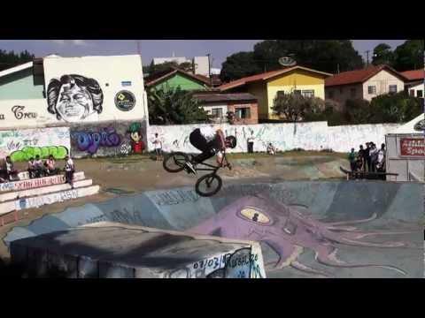 BMX - Vert Brazil 2012 - Apucarana-PR  Parte 1
