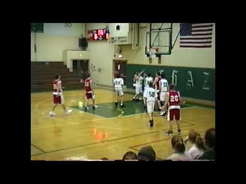 Chazy - Schroon Lake JV Boys  1-9-03