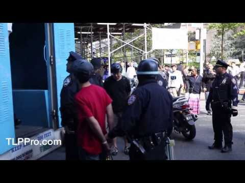 Broadway Bomb 2013: Cops Arrest Longboarders