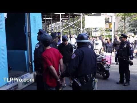Broadway Bomb 2013: Cops Arrest Longboarders