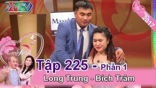 Vợ khóc nức nở kể chuyện lên 'máu sản hậu' - trầm cảm vì chồng   Long Trung - Bích Trâm   VCS #225😢