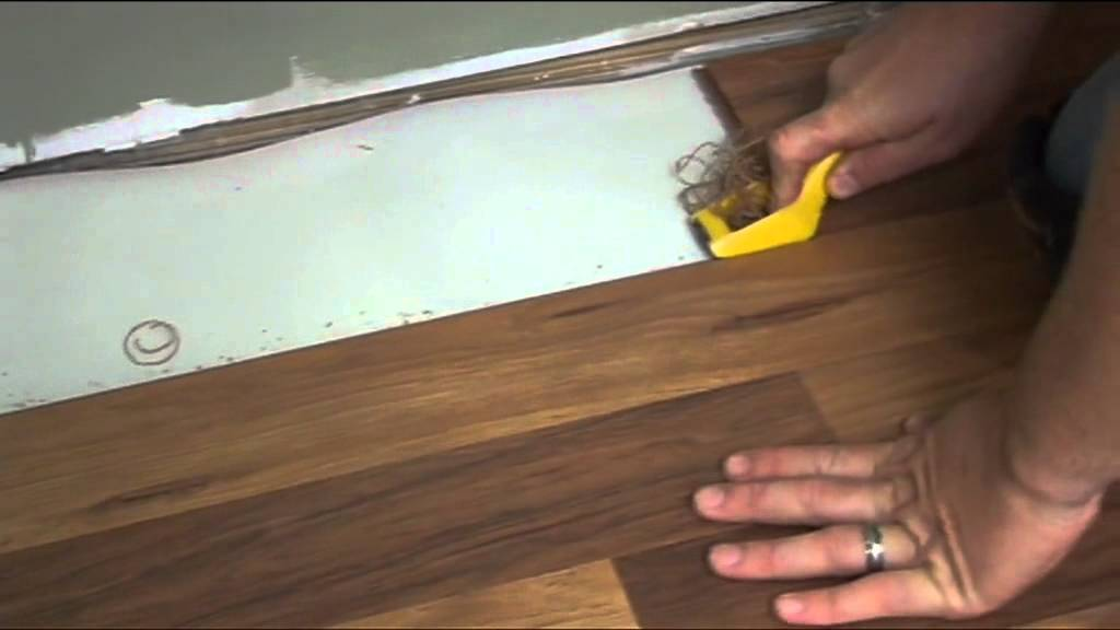 Shaw laminate flooring installation youtube for Flooring installation