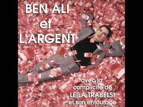 ben ali & leila trabelsi mafia le pouvoir de l'argent.wmv