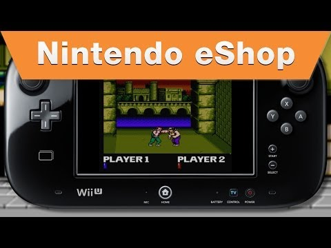 news: Nintendo eShop - Double Dragon on the Wii U and Nintendo 3DS Virtual Consoles