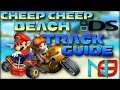 Mario Kart 8: Cheep Cheep Beach - Track Guide / Analysis