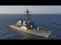 Russian warships heading towards US Navy destroyers